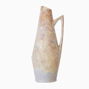 Mid-Century Ceramic Vase by Heinz Siery for Scheurich
