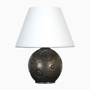 Lampe de Bureau Art Déco par Rene Delavan, 1920s