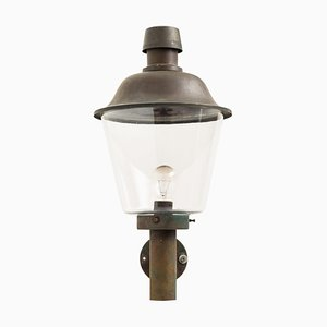 Swedish Outdoor Wall Light from Fagerhults Belysning, 1960s