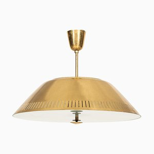 Finnish Ceiling Lamp by Lisa Johansson-Pape for Orno, 1950s