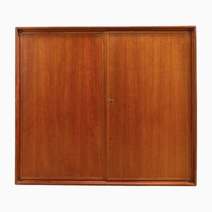 Mid-Century Swedish Teak Storage Unit Cupboard from Bodafores, 1960s