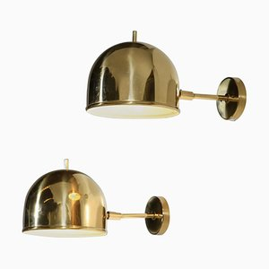 Large Swedish Wall Light by Eje Ahlgren for Bergboms, 1960s