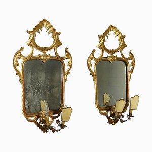 Specchi Rococò Mid-19th century, Italia, set di 2