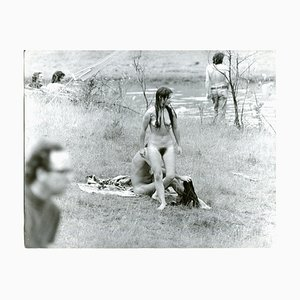 Woodstock Visitors, 1969