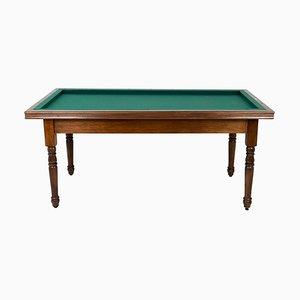 Tavolo da biliardo Luigi Filippo di Maison Philippe Malige, Francia, anni '50