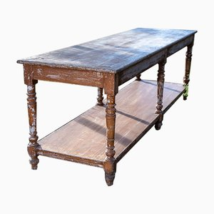 Antique Drapers Table