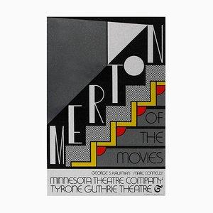 Merton of the Movies Offset und Lithographie von Roy Lichtenstein, 1968