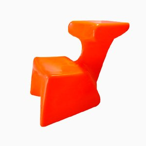 Zocker Chair by Luigi Colani for Top System, 1972