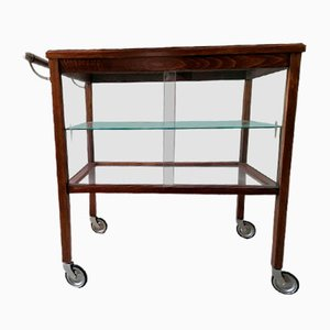 Hungarian Art Deco Bar Cart, 1950s