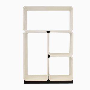 E 105 Prism Shelf by Edoardo Vittoria for Tecno, 1963