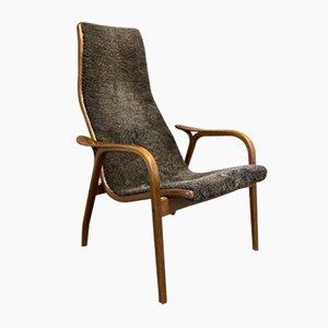 Scandinavian Armchair by Yngve Ekström for Swedese, 1950s