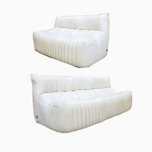 3-Seater & 2-Seater Sofas from Ligne Roset, 1970s, Set of 2