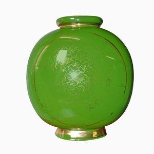 Jarrón de porcelana de Gio Ponti para Richard-Ginori, años 50