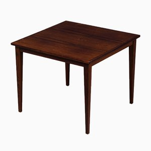 Mid-Century Rosewood Model 47 Side Table