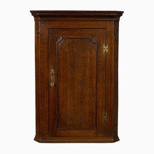 Antique George III Corner Cupboard