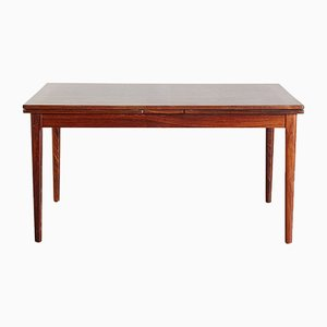 Mid-Century Rosewood Dining Table from Skovby Møbelfabrik A/S, 1960s