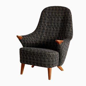 Mid-Century Danish Armchair, 1960s
