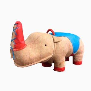 Tabouret Rhinocéros par Renate Müller pour Atelier Renate Müller, 1970