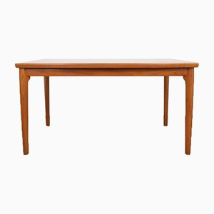 Mid-Century Teak Dining Table by Grete Jalk, 1960s.