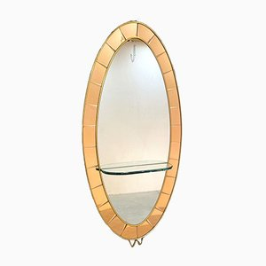 Mid-Century Mirror from Cristal Art