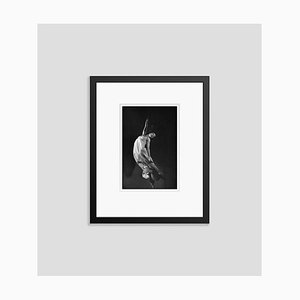 Margot Fonteyn Silver Gelatin Resin Print Framed in Black by Baron