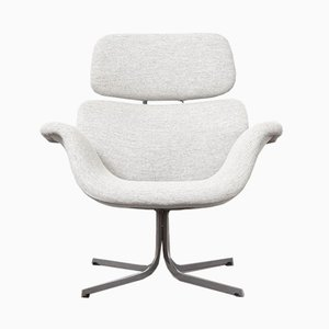 Mid-Century Big Tulip / F551 Chair by Pierre Paulin for Artifort