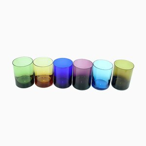 Drinking Glasses by Kaj Franck, 1960s, Set of 6