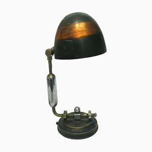 Industrial Table Lamp by Anker Lyhne, 1950s