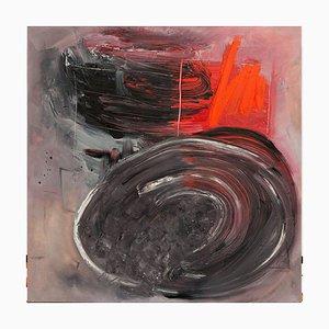 Der Spiegel des Maestrale Gemäldes von Lorena Ulpiani