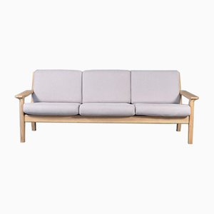 Three-Seater Sofa by Juul Kristensen and Glostrup Furniture, 1960s