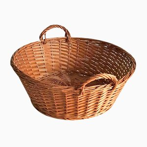 Wicker Basket, 1970s