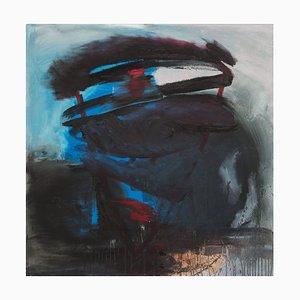 Waltz, Inside the Blue Painting by Lorena Ulpiani