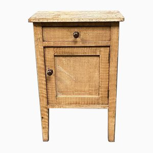 Painted Pine Bedside Cabinet, 1900s