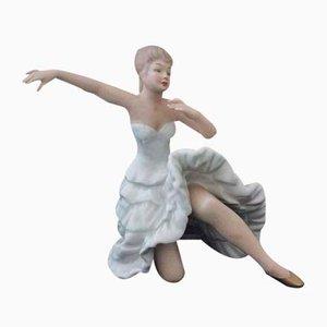 Figura di una ballerina di Wallendorf, anni '50