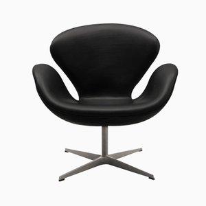 Swan Chair Vintage par Arne Jacobsen pour Fritz Hansen