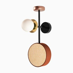 Mónaco Wall Lamp by Utu Soulful Lighting
