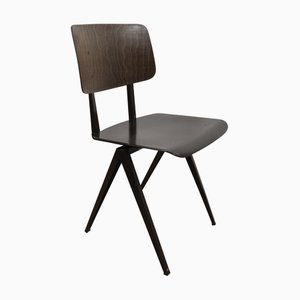 Model S16 Industrial Dining Chair from Galvanitas, 1960s