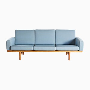 Model GE 236/3 Vintage Sofa by Hans J. Wegner for Getama, 1950s
