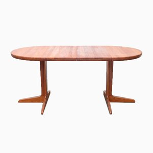 Danish Teak Dining Table from Spøttrup, 1960s