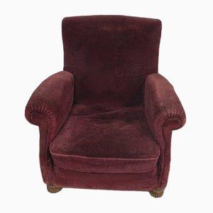 Italian Lounge Chair, 1950s