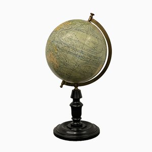 Antique Globe from Lebegue