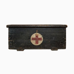 Vintage English First Aid Chest