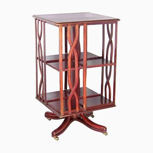 Nr. 1 Swivel Library Bookcase from Michael Thonet, 1904