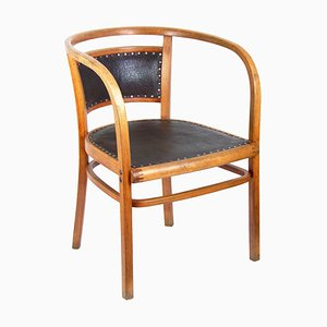 Nr. 6526 Armchair by Otto Wagner for Gebrüder Thonet Vienna, 1902
