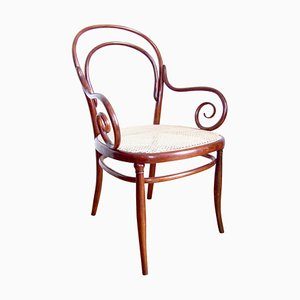 Viennese No. 8 Armchair by Michael Thonet for Jacob & Josef Kohn, 1870s