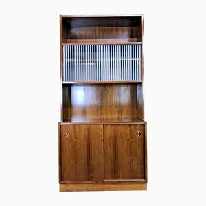 Mid-Century Danish Teak Wall Unit