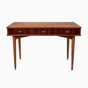 Mid-Century Rosewood Console Table by Archie Shine