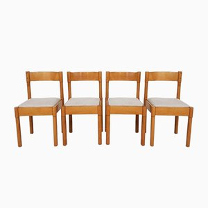 Mid-Century Dining Chairs from Habitat, Set of 4