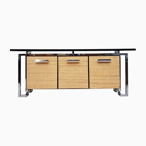 Mid-Century Rosewood Sideboard By Pieff