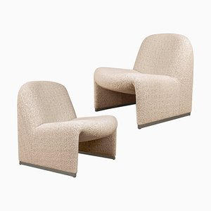 Alky Chairs by Giancarlo Piretti for Castelli, 1970s, Set of 2